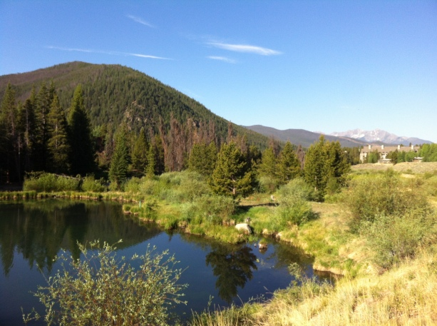 The view from TBEX'12: Keystone, Colorado