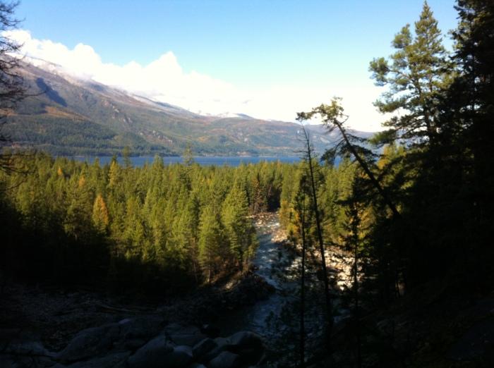 Fry Creek Canyon