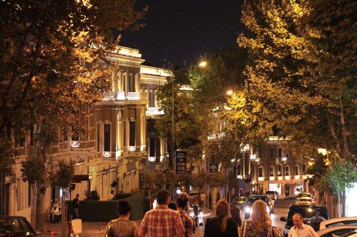 Blog-night