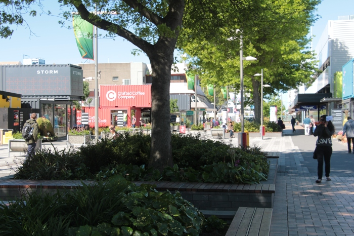 The Re:START Mall is a quirky, colourful city symbol