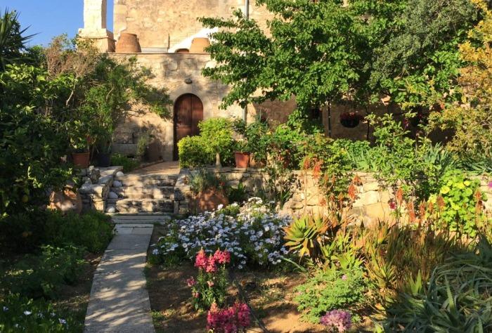 village house on Crete